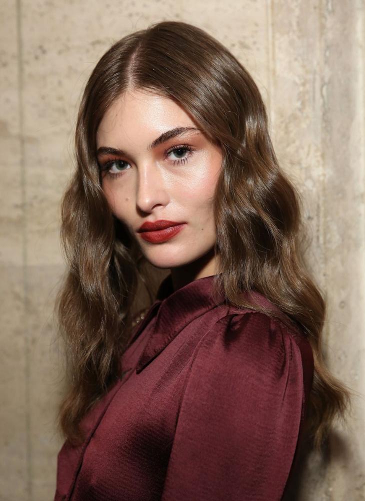 06 kiểu tóc đẹp sản runway fall 2019
