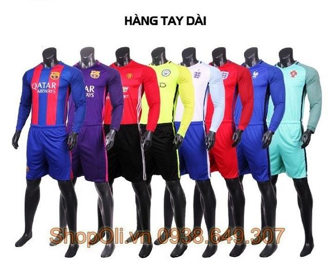 Oli Shop là Top 10 Shop quần áo bóng đá uy tín nhất tại TPHCM