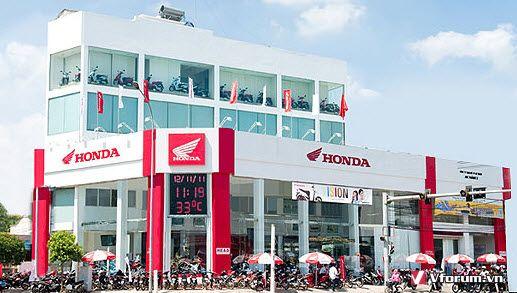 đại Lý Honda Tại Tphcm