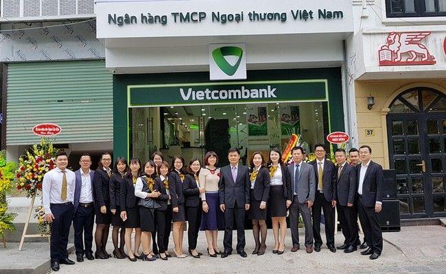 Ngân Hàngtmcp Ngoại Thươngviệt Nam(vietcombank)