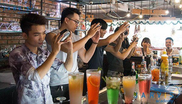 Học Pha Chế ở Hà Nội