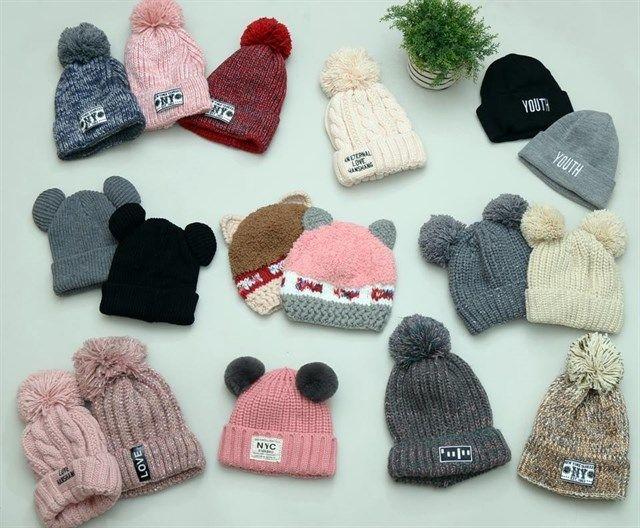 Shop Mũ Len Nữ đẹp