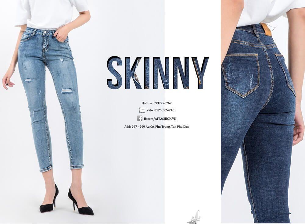 Shop Quần Jean Nữ đẹp