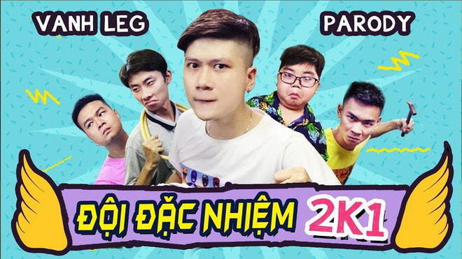 10 kênh YouTube có lượng sub khủng nhất Việt Nam 2019 - Ảnh 1.