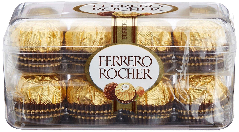 Sô cô la Ferrero Rocher hộp 200g tuyệt vời khi dùng làm quà biếu