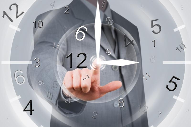 Bạn là người đúng giờ chăm chỉ bạn sẽ kiếm được nhiều tiền