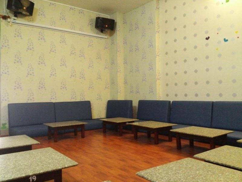 Phòng nhóm cho các bạn đông người