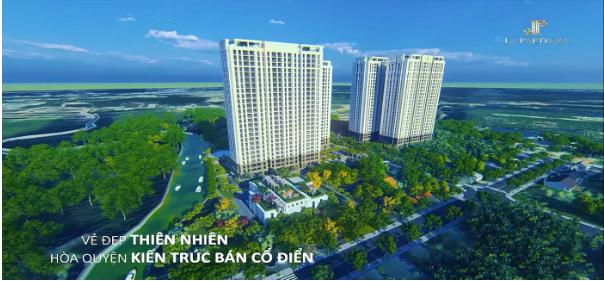 LA Partenza nằm trên tuyến đường giao thông huyết mạch của Khu Nam Sài Gòn