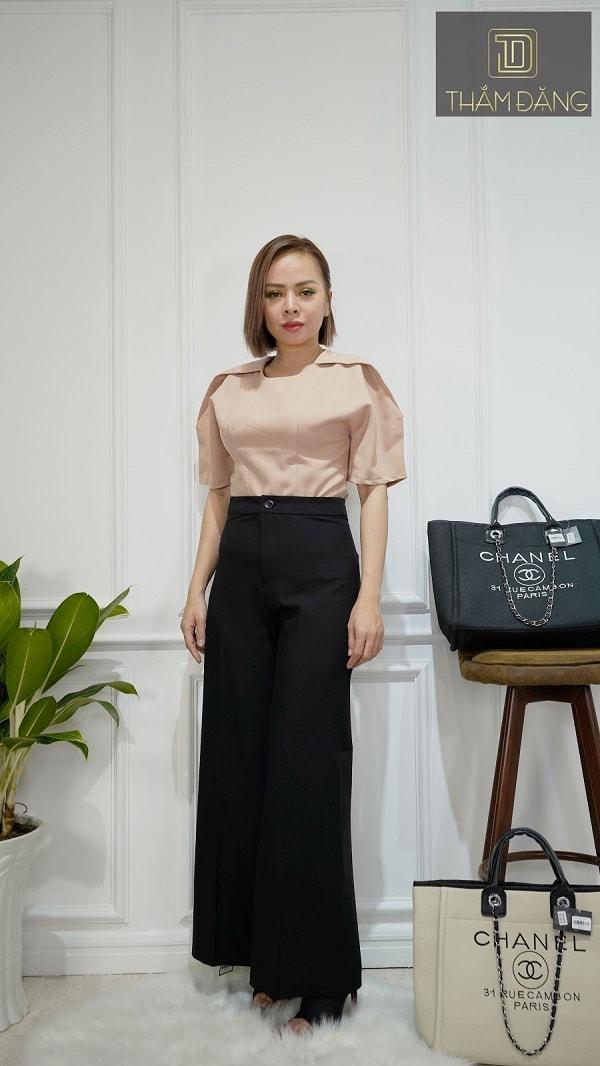 áo kiểu nữ đẹp tuổi 30