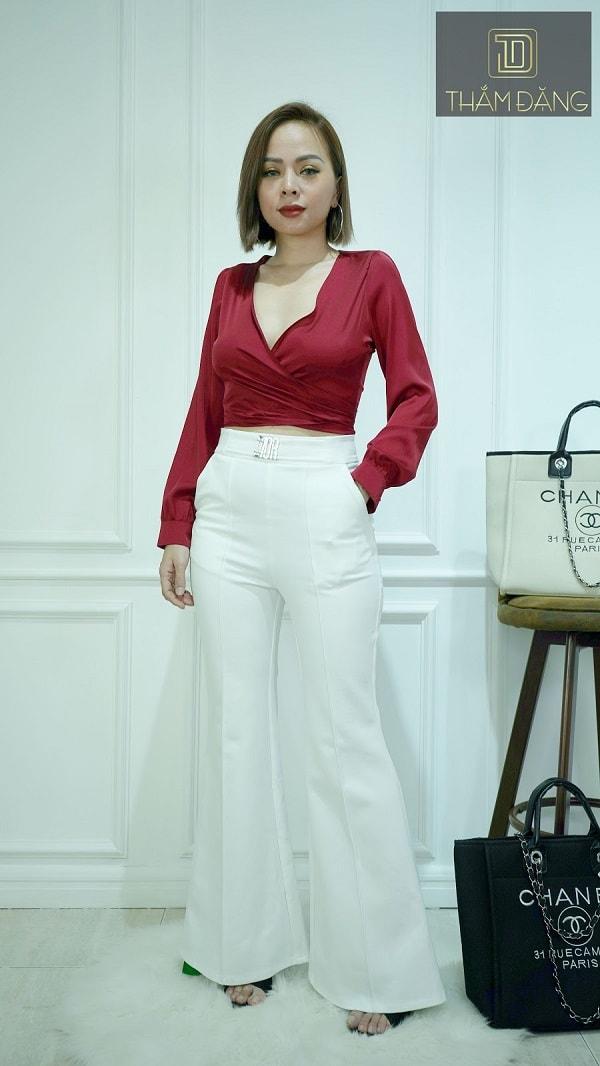 áo kiểu nữ đẹp