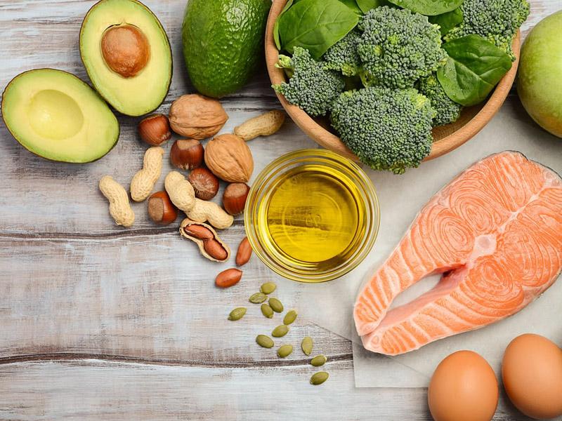 Phụ nữ rối loạn tiền mãn kinh cần bổ sung thực phẩm giàu omega-3