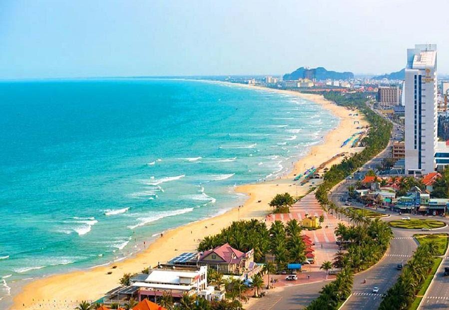 Vẻ đẹp trẻ trung, thơ mộng của thành phố biển Đà Nẵng. (Ảnh: Internet)