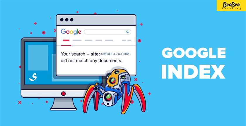 Google Index Là Gì? Cách Submit Index Bài Viết Trên Website