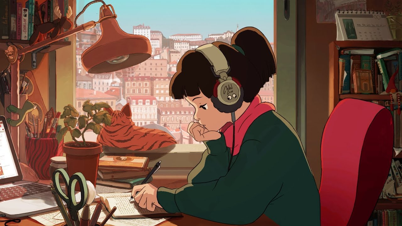Lofi hip hop mix - Beats to Relax/Study to [2018] - YouTube