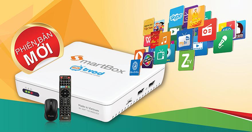 Thiết bị VNPT SmartBox 2