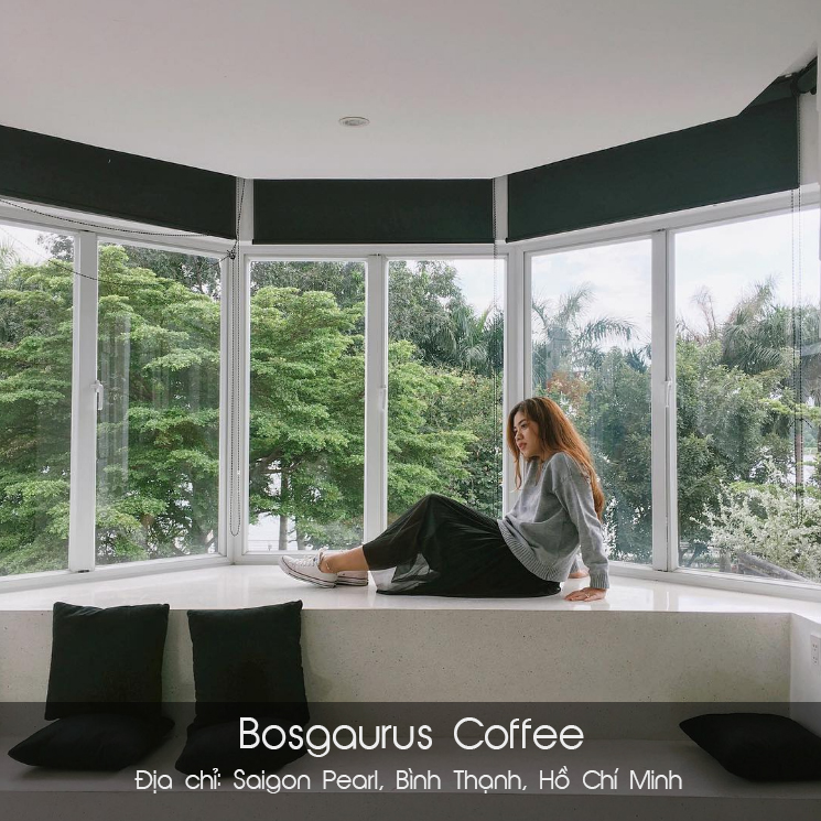 Bosgaurus Coffee