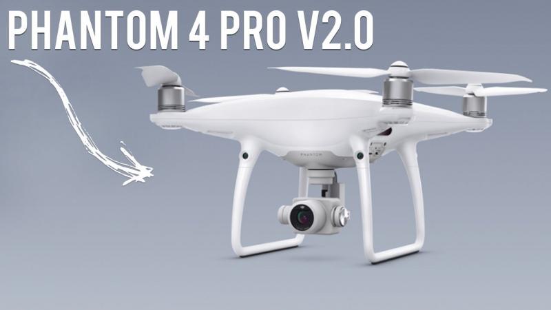 DJI Drone Phantom 4 Pro V2.0 – Giá: 33.500.000 đồng