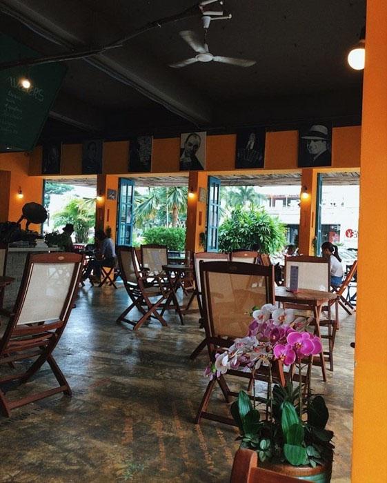 những quán cafe view đẹp ở sài gòn