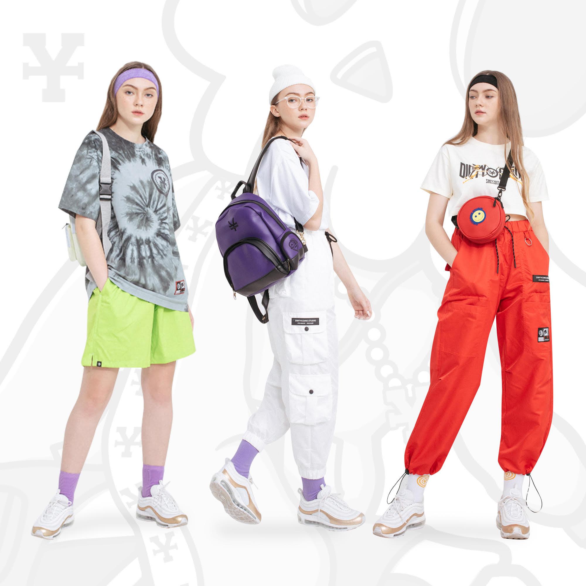 Giới trẻ bắt nhịp xu hướng thời trang với Dirty Coins - Ảnh 1.