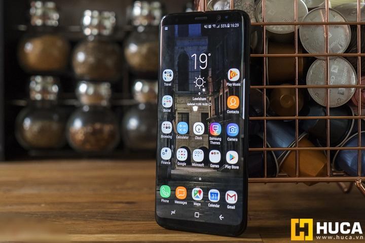 3 lý do tại sao bạn nên mua Samsung Galaxy S8 xách tay tại Huca!