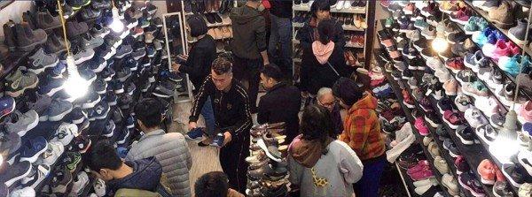 shop giày nam vnxk của giayla.com