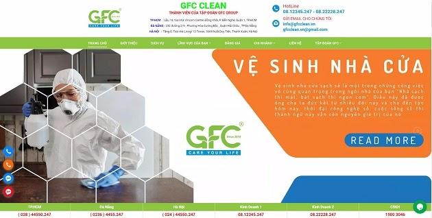 Giặt sofa GFCclean