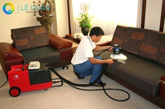 Lê Quân là Top 10 dịch vụ giặt ghế sofa chuyên nghiệp & uy tín tại TPHCM