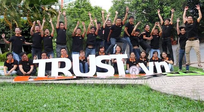 Công ty web trust.vn - thietkewebsite.com