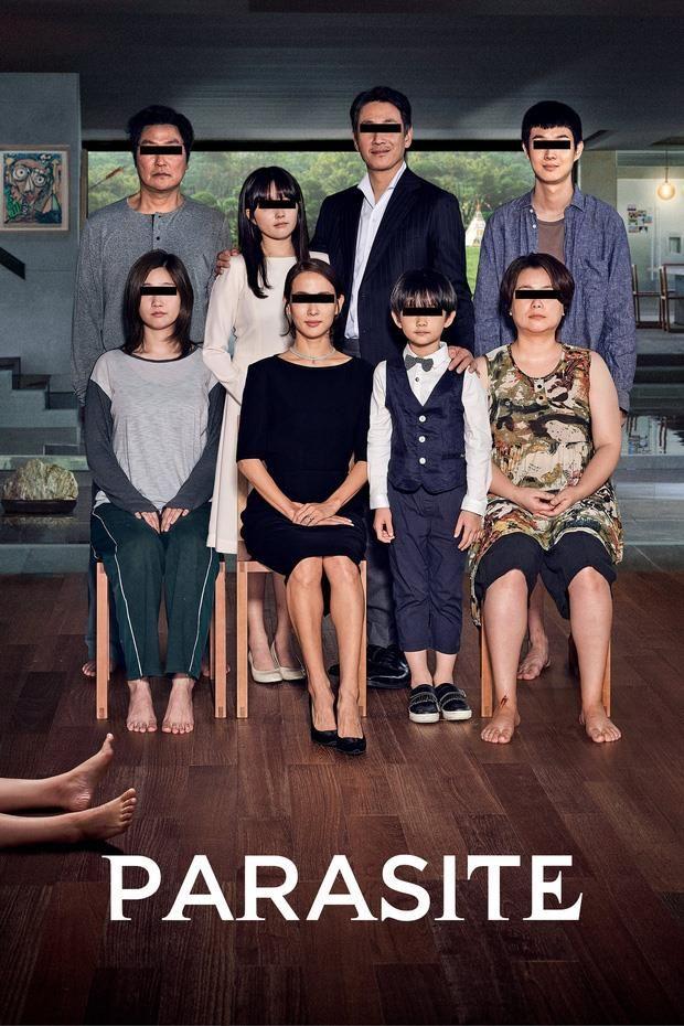 Parasite - Bom tấn đem vê cho điện ảnh Hàn Quốc 4 giải Oscar