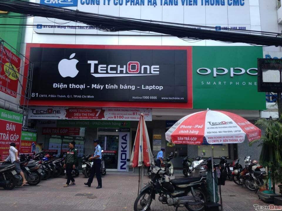 TechOne – Cửa Hàng Bán iPhone Uy Tín Ở HCM