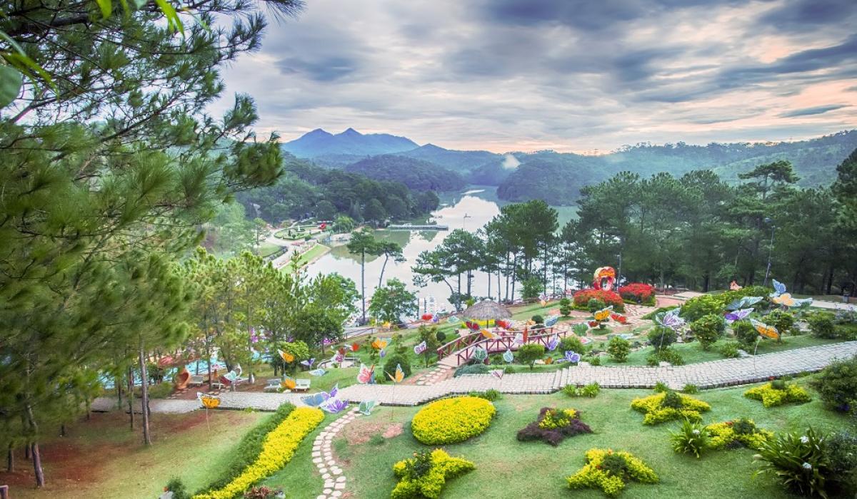 Thung lũng tình yêu - Kênh truyền hình Đài Tiếng nói Việt Nam - VOVTV