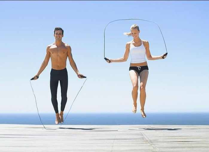 Nhảy dây bao nhiêu calo? Nhảy dây có giảm cân không?