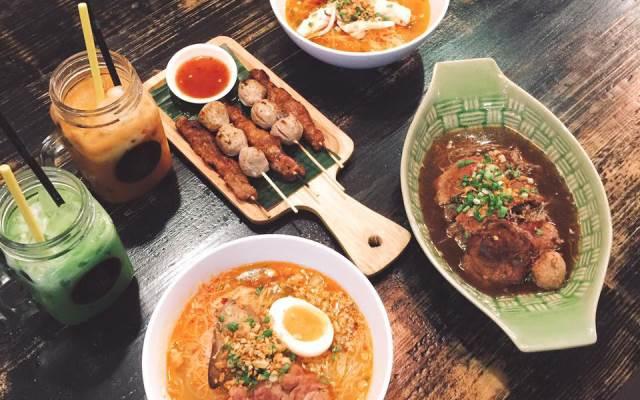 Gõ Thái Noodle - Mì Thái | Foody.vn