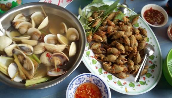 Hội Quán Sinh Viên - Ốc & Lẩu ở Quận 9, TP. HCM | Foody.vn