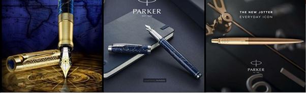 Bút ký Parker - Dòng bút ký hàng đầu tại Mỹ
