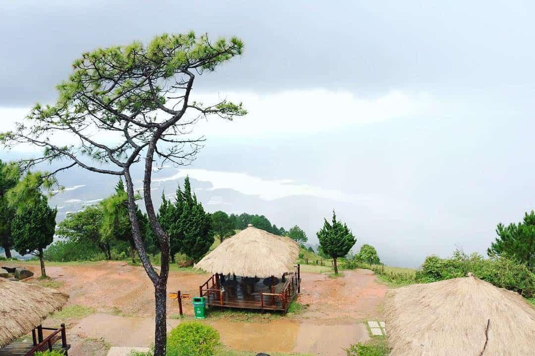 Lên đỉnh núi Langbiang Đà Lạt như thế nào?