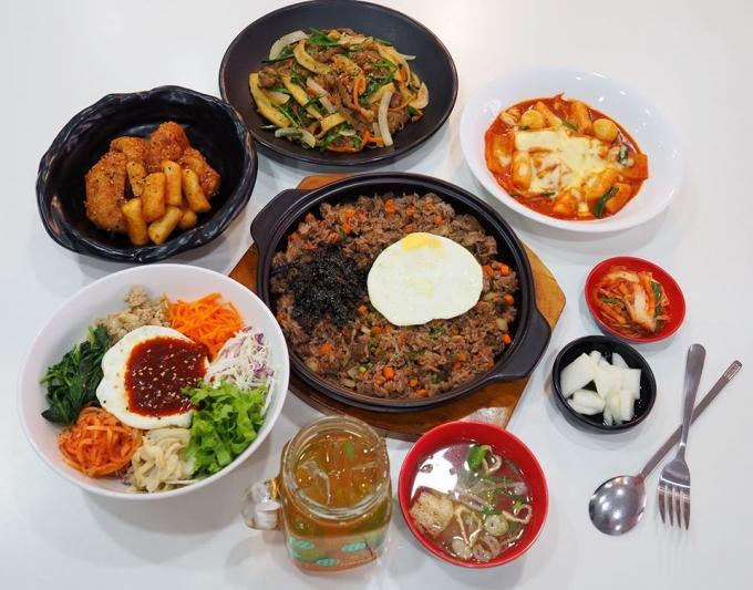 Quán ăn Hàn Quốc Hanuri dành cho các tín đồ Kpop