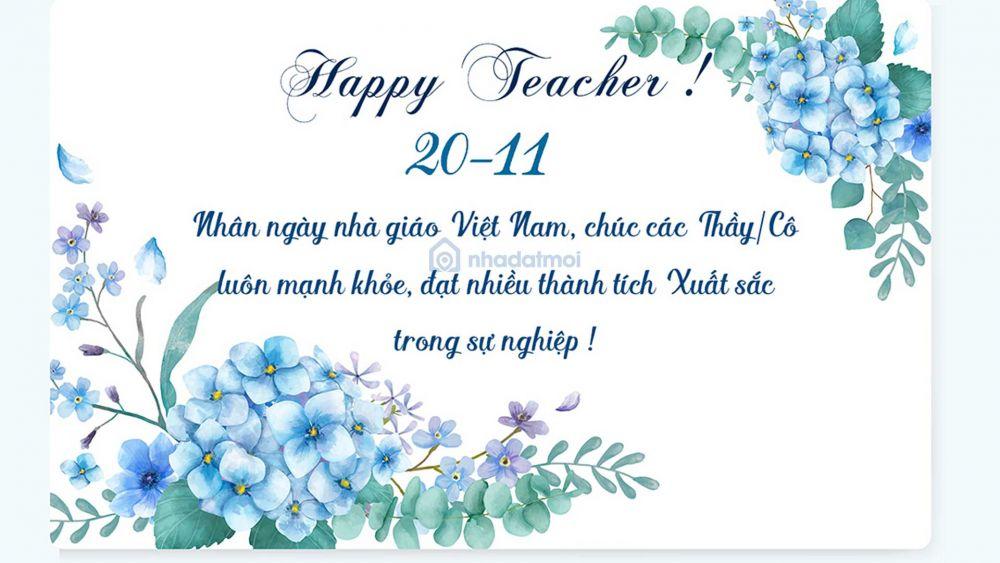 Những Bài Thơ Hay Về Thầy Cô 1