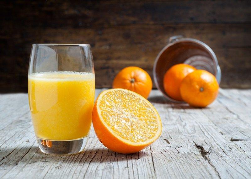 Tác dụng của uống nước cam hàng ngày là gì