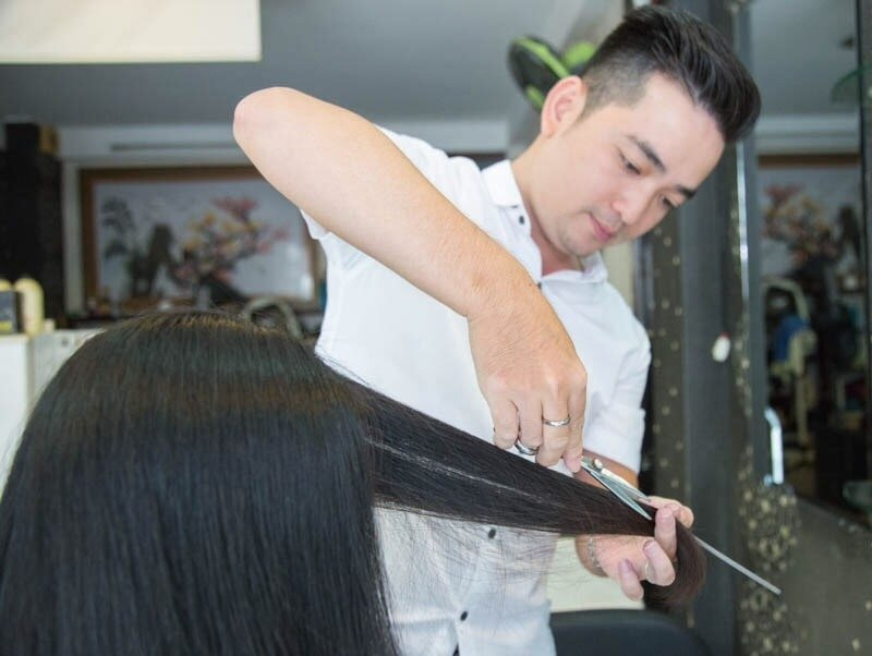 Salon tóc Sịn – Tiệm Tóc Nổi Tiếng Thời Thượng Ở Sài Gòn