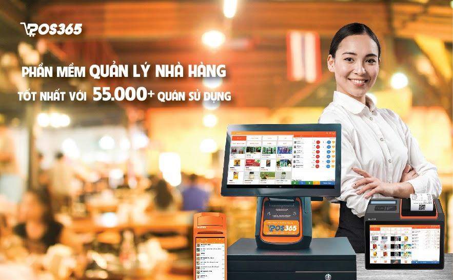 Top phần mềm quản lý nhà hàng tốt nhất hiện nay