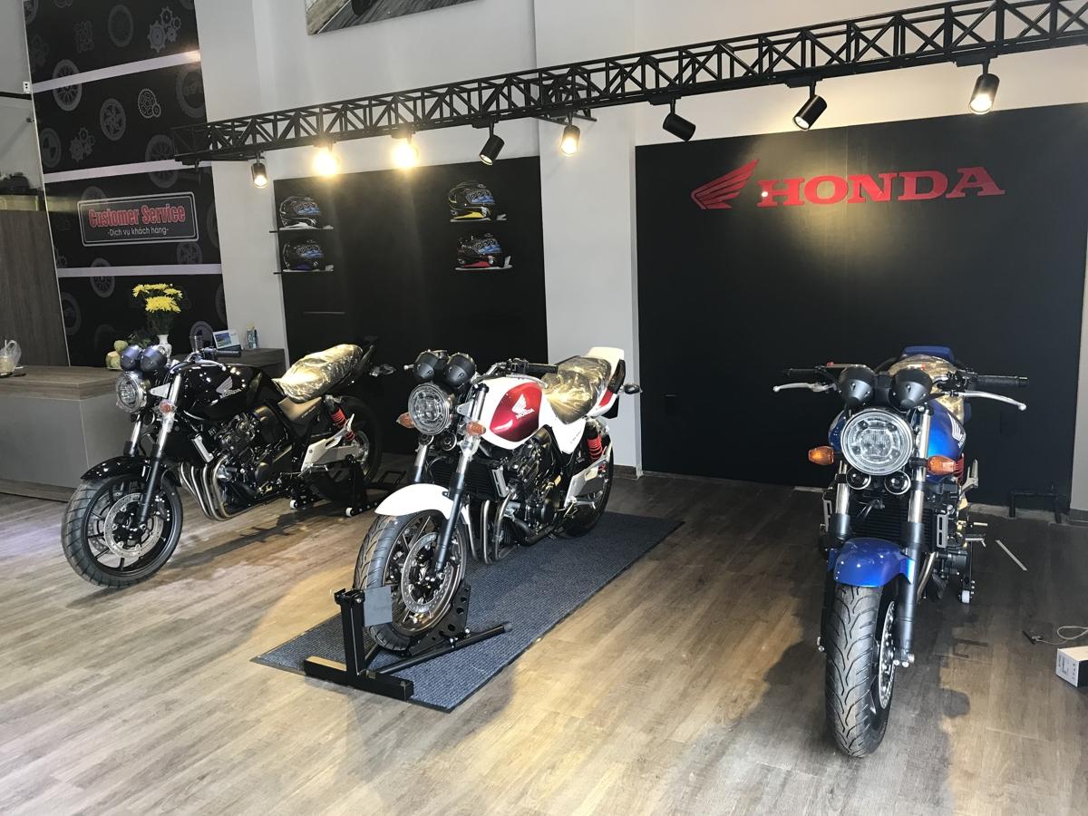 Showroom Motorrock Bình Thạnh Hồ Chí Minh