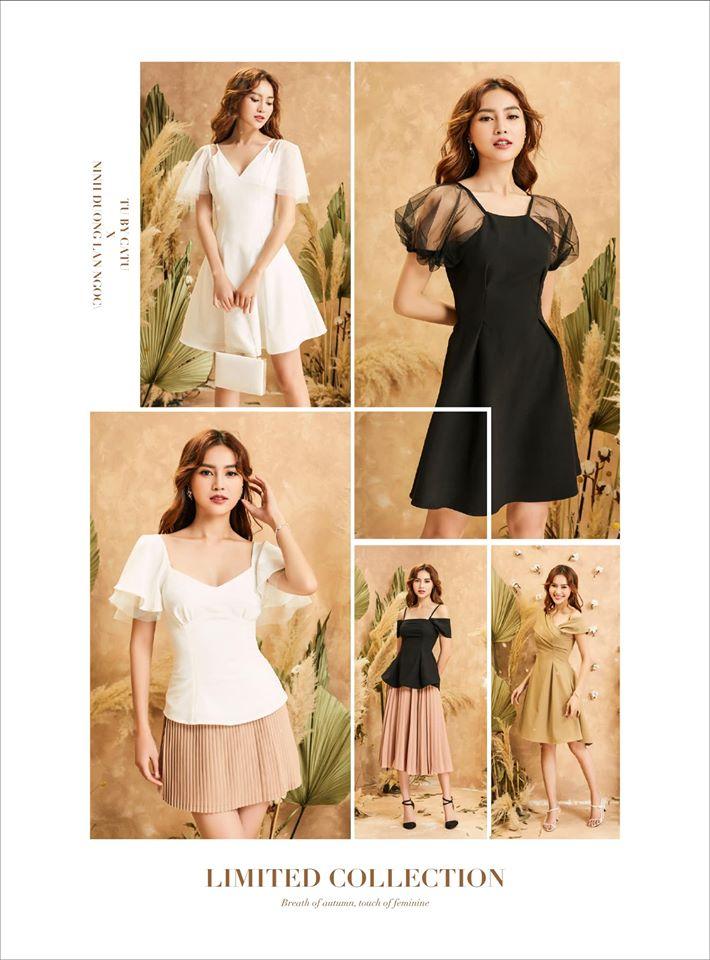 TU by CATU – Các Shop Bán Váy Đẹp Sài Gòn