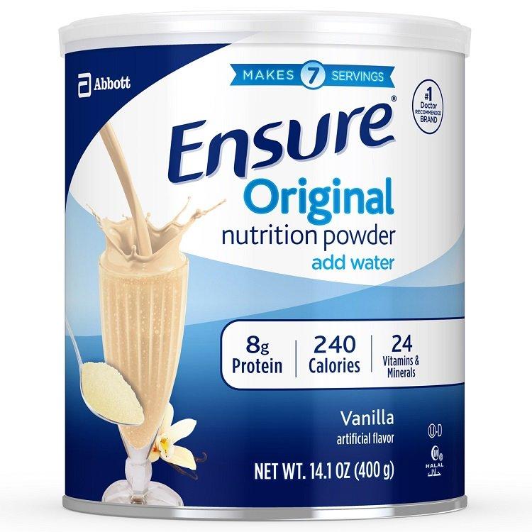 Sữa Ensure dành cho người gầy