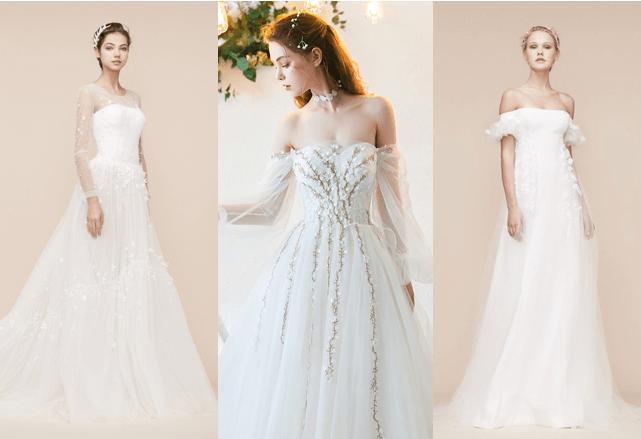 Xu hướng thuê váy cưới hiện nay
