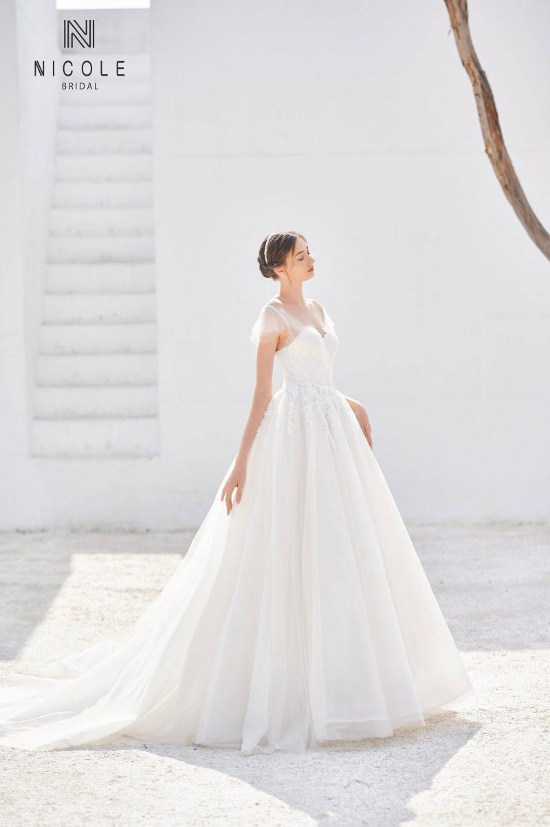 Nicolebridal - Địa chỉ cho thuê áo cưới uy tín, chất lượng top đầu hiện nay