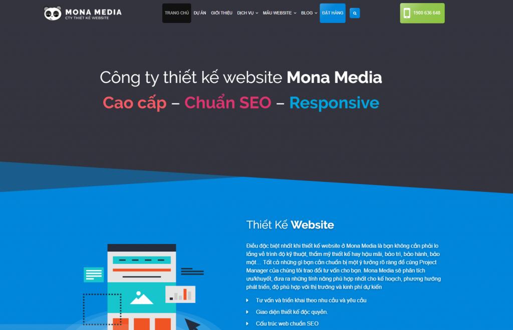 Công ty TNHH Mona Media