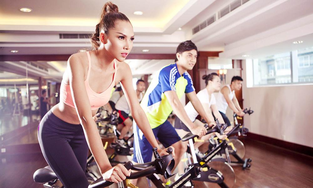 Xe đạp tập thể thao có tác dụng gì khi tập luyện? www.dodunggiadinh.vn