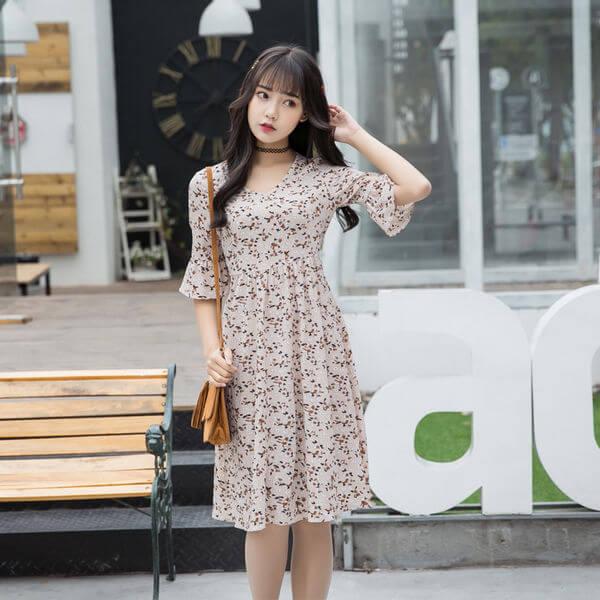 2021   Top 13 những kiểu Váy – Đầm vintage cực chất cho phái nữ