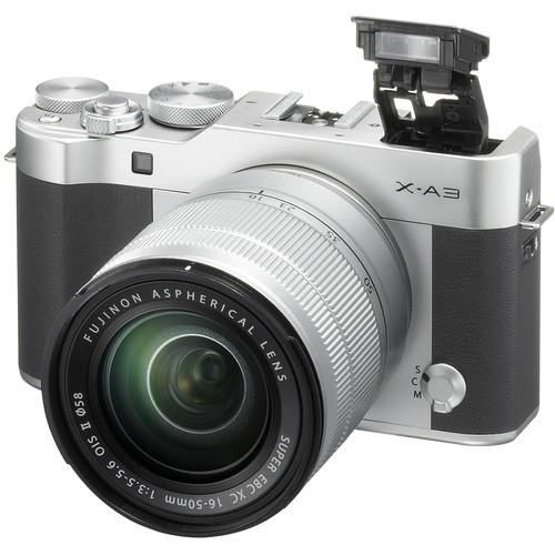 Fujifilm XA3   Máy Ảnh Fujifilm X-A3 Giá Tốt Chính Hãng   Anh Đức Digital